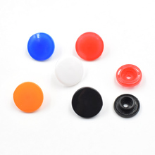 50 sets per pack plastic T8 Snap button.14mm Resin snaps. Down waistcoat buckle. Children snap button. button