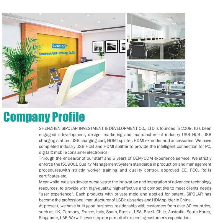 sipolar company profile