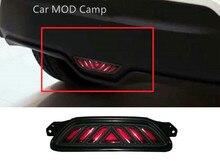 For Toyota C-HR 2016 2017 Plastic LED Light Rear Tail Stop Brake LED Light Lamp 1pcs Car Styling accessories!