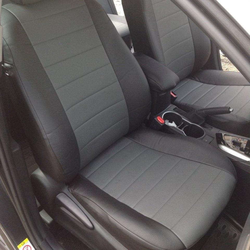 Per Toyota Corolla 2014-2019 speciale seggiolino per auto copre set completo di Pilota Automatico Eco-pelle