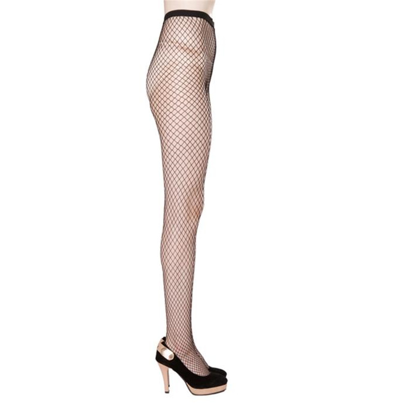 Hot Sale 2018 New Fashion Women Sexy Lace Black Thigh Stocking Elastic Pantyhose Summer A20