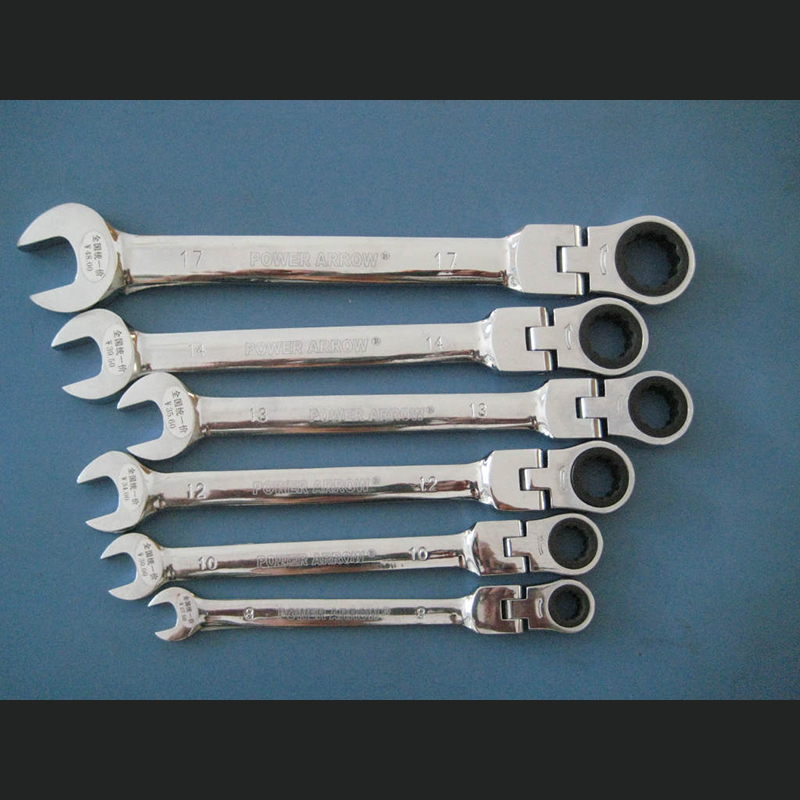 2018 tempo-limitado ferramentas 8.10.12.13.14.17mm conjunto de chave de catraca chave 6 pces ajustável universal mão ferramenta combinação