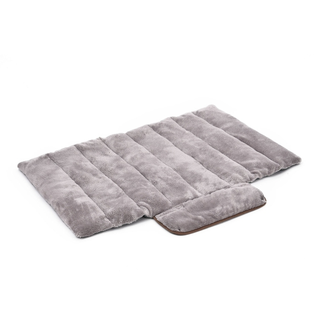 PAWZ Road Travel Essential!!Foldable Dog Mats Soft Pet Cushion Convenience Carry Pet Puppy Bed Warm Thick Cat Bed