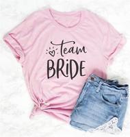 5 предметов в лоте; персонализированные для дня рождения и свадьбы для девичника вечерние девичник подарки невесте на заказ хлопковая футбо...