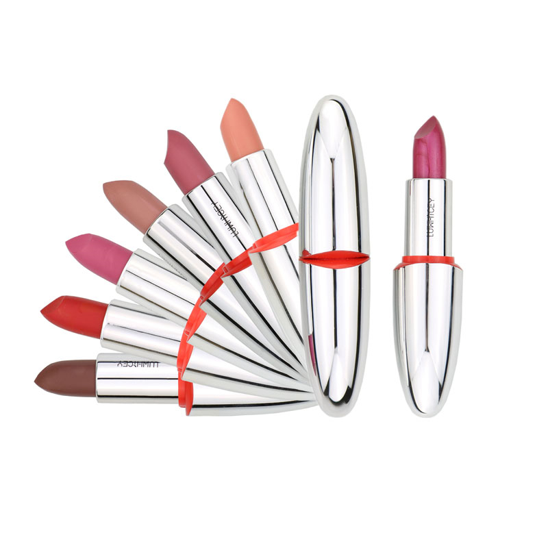 14 Colors Matte Lipstick Lips Make Up Waterproof Velvet Lip Stick Nude Red Brown Lips Makeup Matt Long Lasting Lipsticks