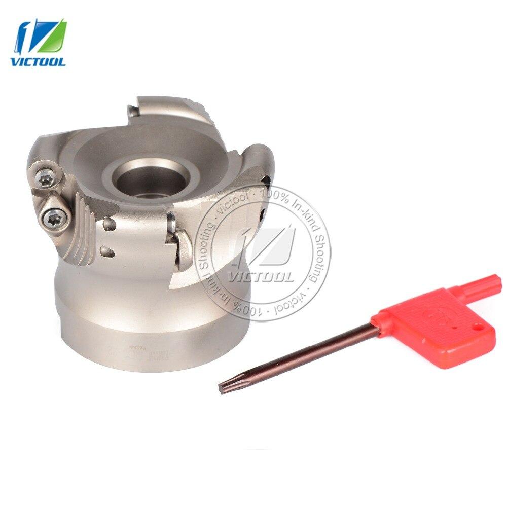 EWRW round blade plane cutter  EMRW5R63-22-4T  high speed steel Material  cnc milling machine Insert of carbide inserts RPMW1003