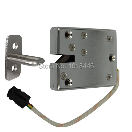 Electric Cabinet Lock For Electronic Lockers With Door Status