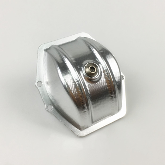 Axial RR10 kyx billet machined alloy diff cover for 110 axial wraith