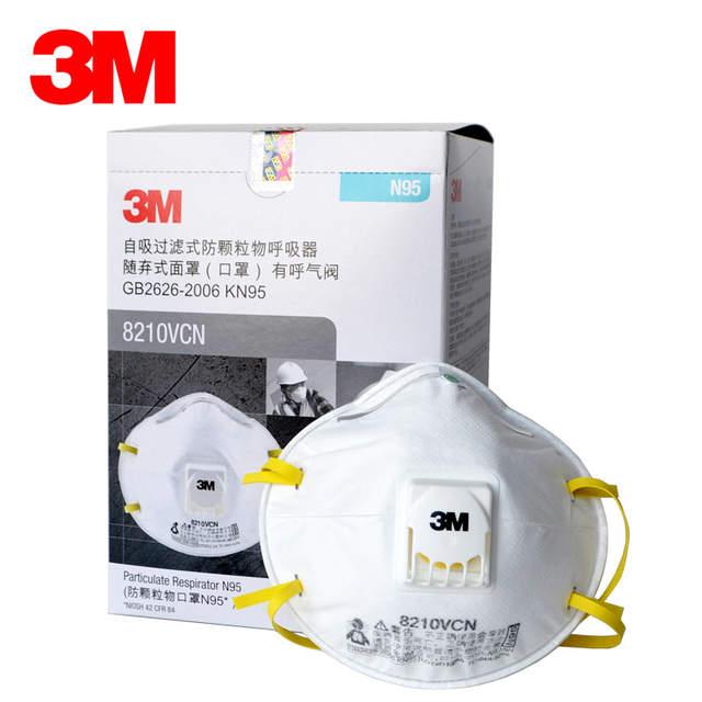 respiratore 3m n95
