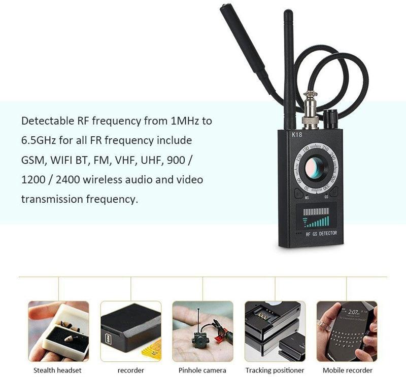 spy detector