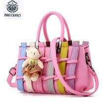 309eb80f43a1 bags for women 2017 Handbag women bag casual oblique bag tide single shoulder  bag weaving kitty