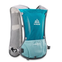 AONIJIE Outdoor Sport Bag Multifunctional Camping Backpack Cycling Running Climbing Hiking Vest Pack 1.5L Water Bag 600ML Bottle