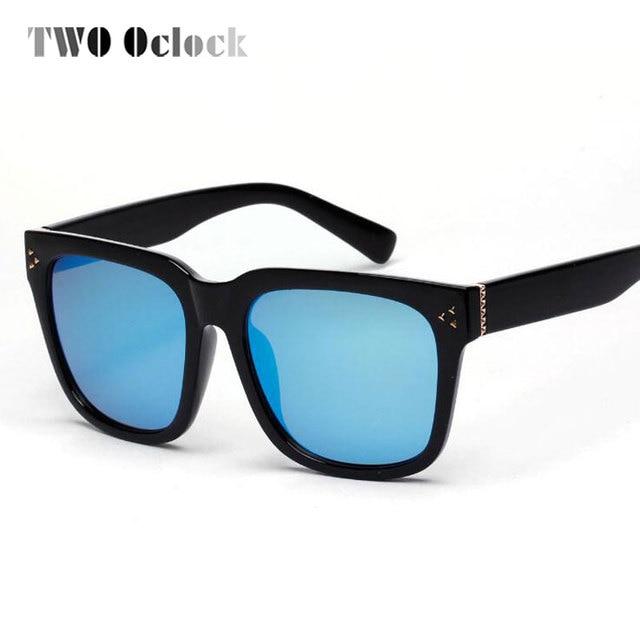 7f9a8681e0 Oversized Polarized Sunglasses Men Polar Sun Glass Thick Square Frame  Polaroid Lens Summer Style Brand Design Sunglass UV400 505