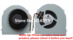 New Original KSB0805HC -BJ66 CPU Fan For Lenovo Y580 Series Y580A Y580N Y580NT Y580P Laptop Cooling fan Free shipping(China)