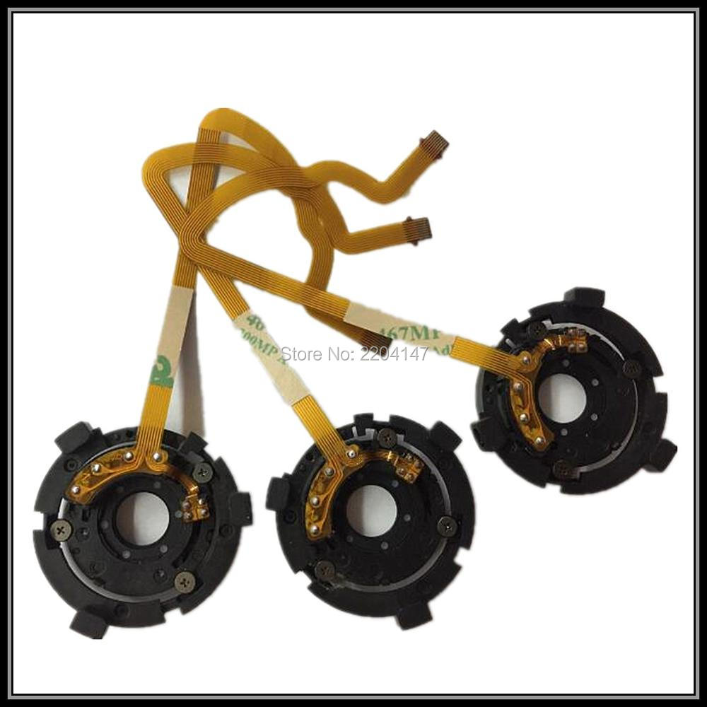 100% Original Shutter UnitLens Aperture Group Flex Cable For Canon EF 17-85 mm 17-85mm f/4-5.6 IS USM Repair Part