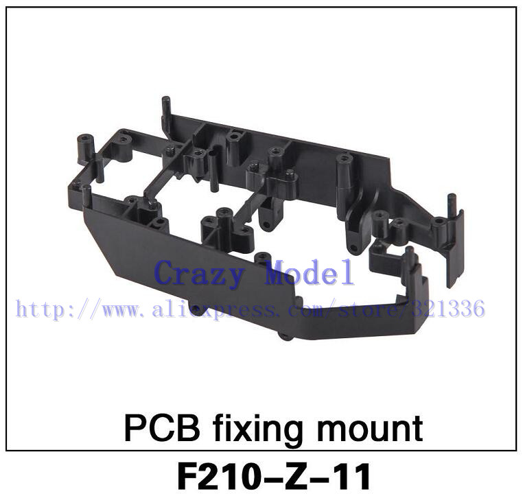 Mount Helicopter Walkera F210-Z-11 RC F17434 fixing PCB Quadcopter
