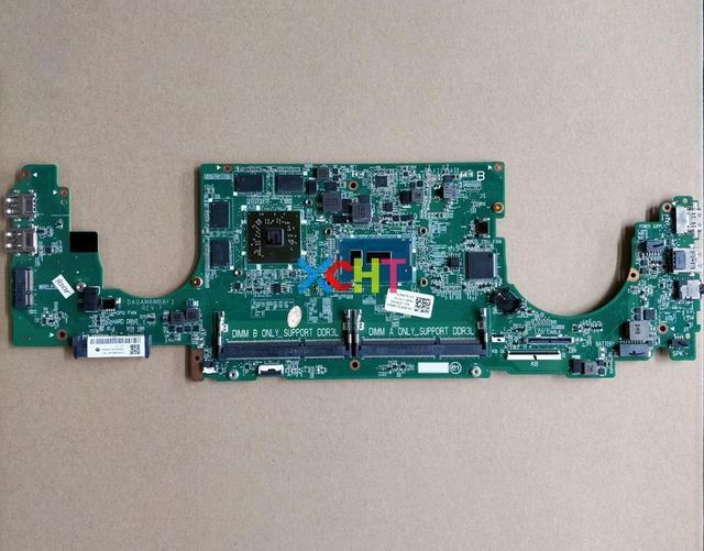 for Dell Inspiron 7548 CN 0R9T31 0R9T31 R9T31 w i5 5200U CPU DA0AM6MB8F1 w 216 0855000 GPU Laptop Motherboard Mainboard Tested