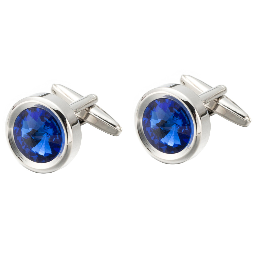 Color Rhinestone Cuff Link French Shirt Brooch Pin 726 Latest Collection Of Vagula New Style Fashion Blue Round Crystal Tie Pin Set Square Silver Jewelry & Accessories
