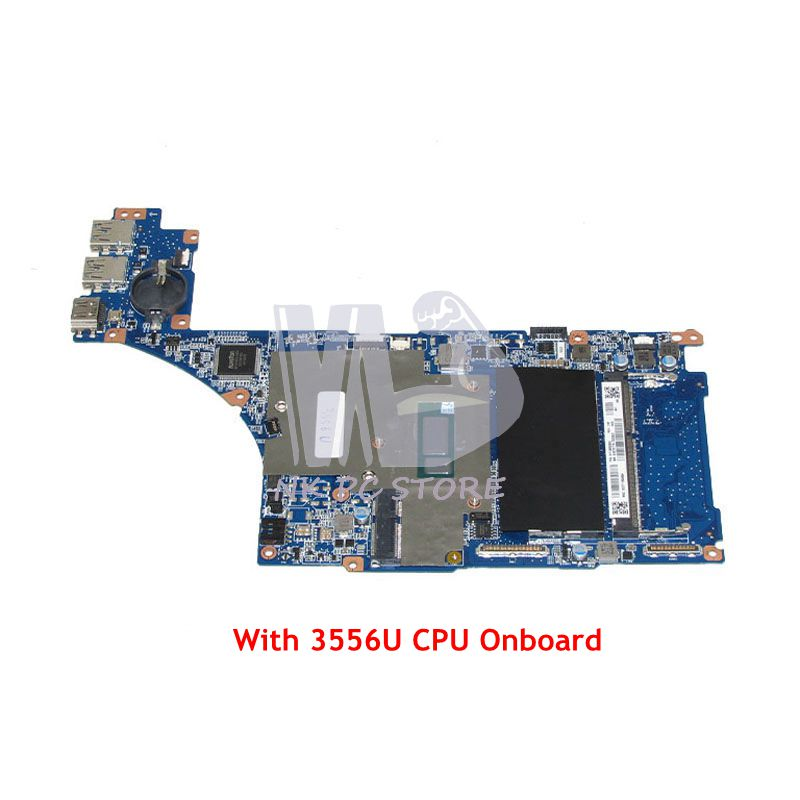 NOKOTION Laptop Motherboard For Sony Vaio SVF15N MAIN BOARD SR1E3 3556U CPU Onboard DDR3L A1973177A DA0FI3MB8D0