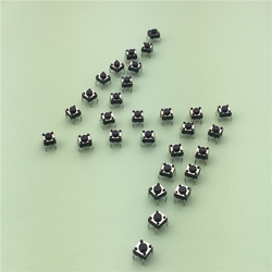 50pcs lot 6x6x4 3mm 4pin g89 tactile tact push button micro switch direct plug in self.jpg 250x250