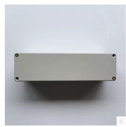 160*45*55mm Plastic Waterproof Junction Box ABS Junction Box Waterproof Enclosure Plastic Terminal Blocks tjm120711 terminal junction modules ser 1 term junction md s mr li