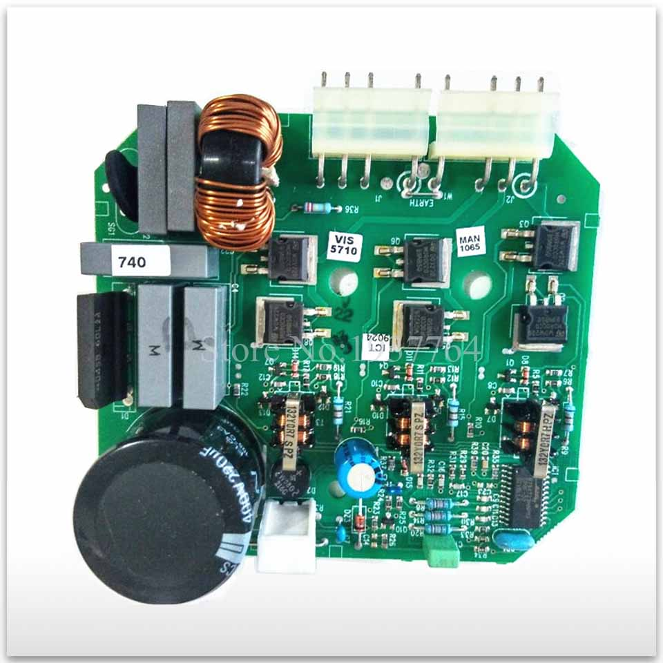 95% new for Electrolux refrigerator computer board circuit board BCD-253ULTRA 223RSD 356066303 Frequency conversion board цена