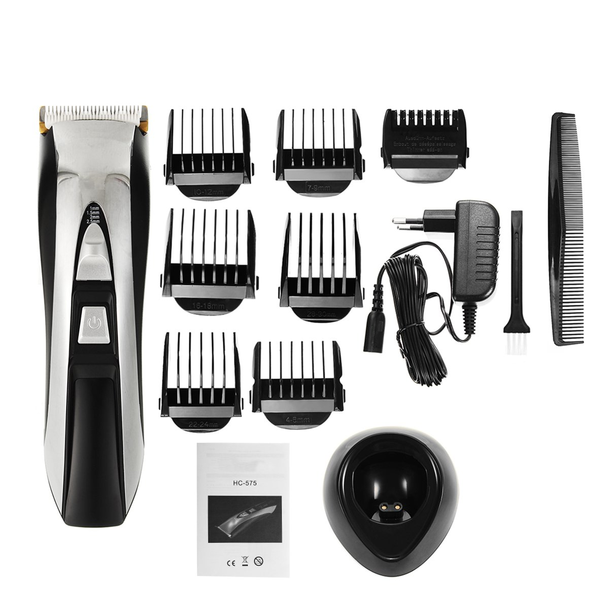 Professional Hair Clipper With Original Packaging Blade Hair Cutting Machine For Barber Hair Trimmer rechargeable hair clipper with accessories set 220 240v ac