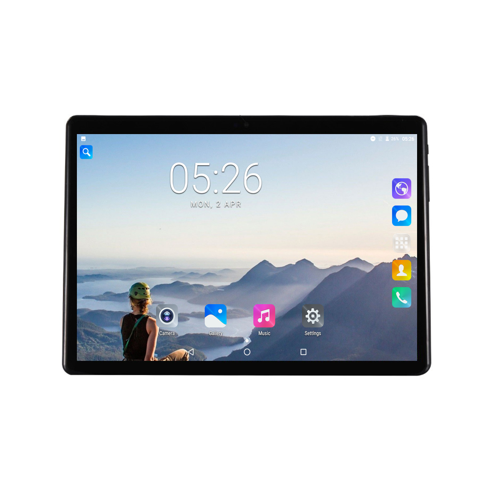 3G android tablet pc 2.5D Glass Touch Screen 10.1 inch 1920X1200 HD 32GB ROM Dual SIM Card Slots phone call 10'' tablet 4GB RAM