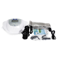 Color LCD Display Ion Cleanse Detox Foot Spa Bath With Acupuncture
