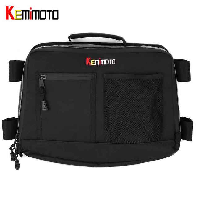 40e5bdc9511c KEMiMOTO Overhead Storage Bag For Can Am Maverick X3 UTV Bag Over head Roof  tent Bag