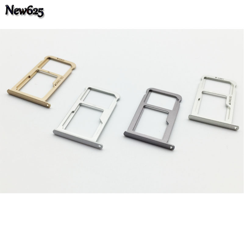 Original OEM Dual SIM Micro SD Card Tray Holder For Huawei P9 32GB Rom 3GB Ram Replacement Part