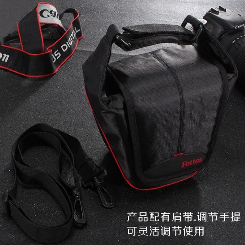 DV Camera Bag Case For Nikon COOLPIX Canon Powershot SONY Fujifilm Olympus Panasonic Samsung Digital Cameras