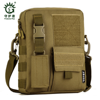 Camouflage Outdoor Military Tactical Pouch Molle Bag For Sports Travel Shoulder Messenger Hand Key Tactical Bags Sporttas