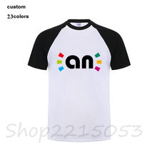 Amiibo News Mens game T-Shirt 2018 hot game tv clothing riverdale harajuku lil peep bapes tops tees male tshirt black t shirts(China)