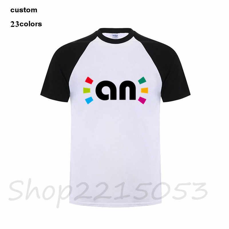Amiibo News Mens game T-Shirt 2018 hot game tv clothing riverdale harajuku lil peep bapes tops tees male tshirt black t shirts