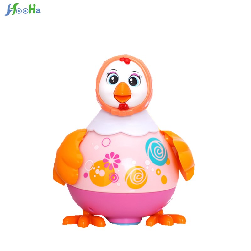 Chicken Dance Toy Electric Toys Universal Music And Children 1-3 Years Old Baby Animal
