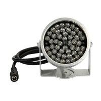 CNIM Hot 2pcs 48 LED Illuminator Light CCTV IR Infrared Night Vision Lamp For Security Camera