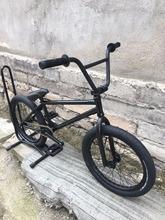 Home V3 bmx bikes 20 full crmo full bearings cheap Street Aluminum Alloy Chrome-molybdenum Steel Male