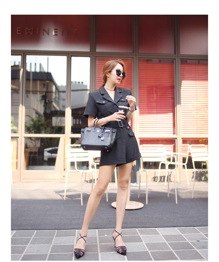 Discount Korean waist suit 17