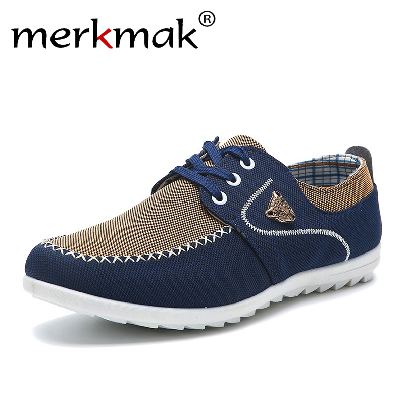 US $15.99 45% OFF|2018 new brand canvas casual men shoes british loafers flats mens masculino comfort driving shoes men's flat shoes size 39 46|shoes