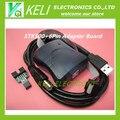 Бесплатная доставка, 1 лот Atmel STK500 AVRISP AVR программист USB Atmaga Attiny НОВЫЕ ГАРАНТИИ