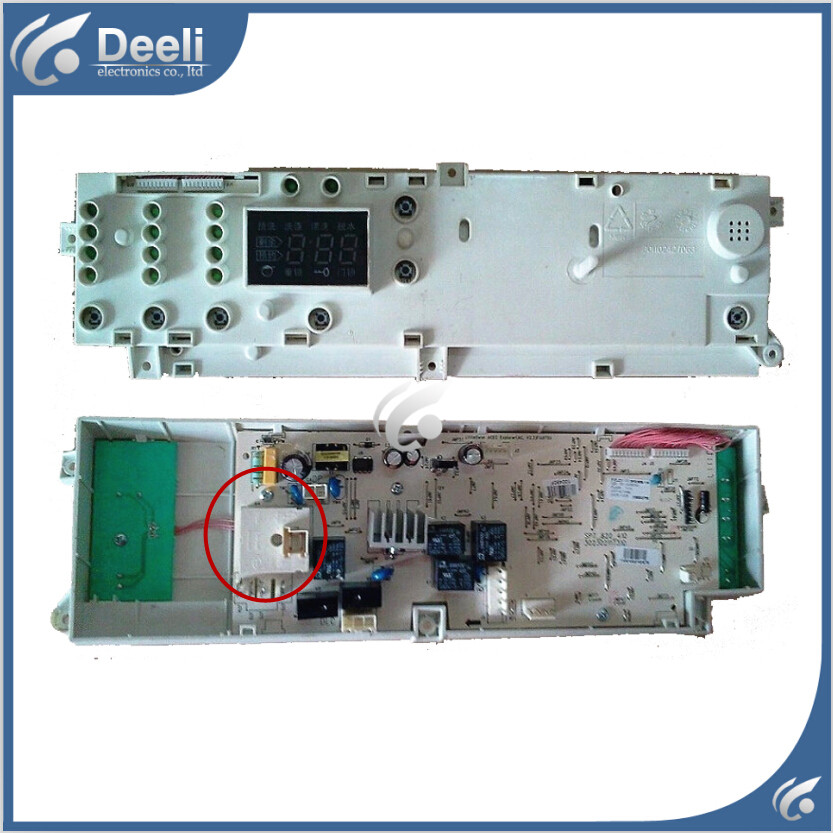 100% new for washing machine board XQG55-1006E XQG55-1016ESL XQG55-1015ESL 301330550000 computer board