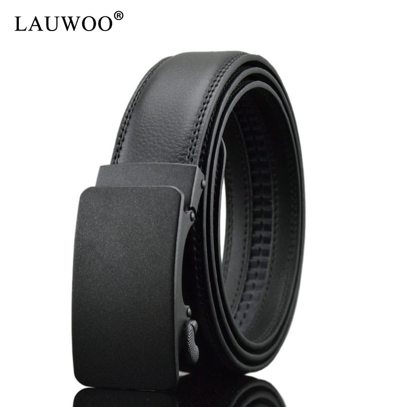 LAUWOO Good mens belt