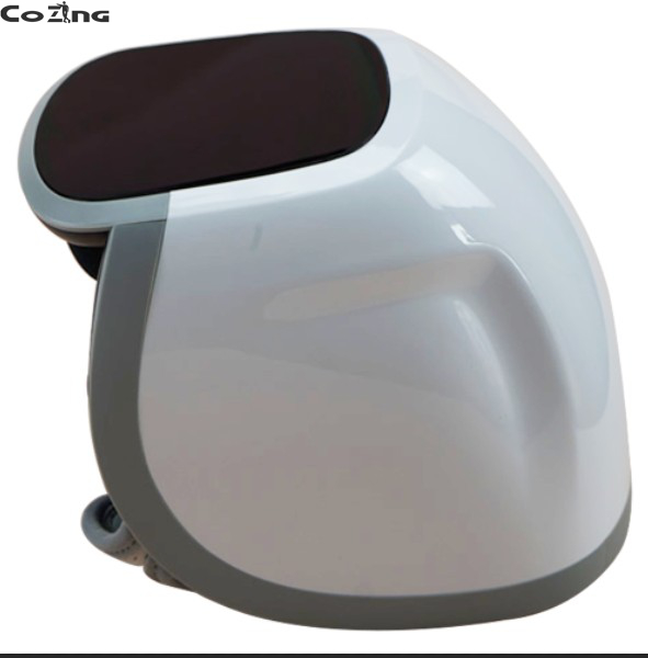 Massage macine pain in back of knee laser therapy apparatus lllt