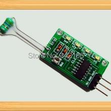 Free Shipping!!!  10pcs Electromagnetic detection sensor / voltage output / LED display intensity