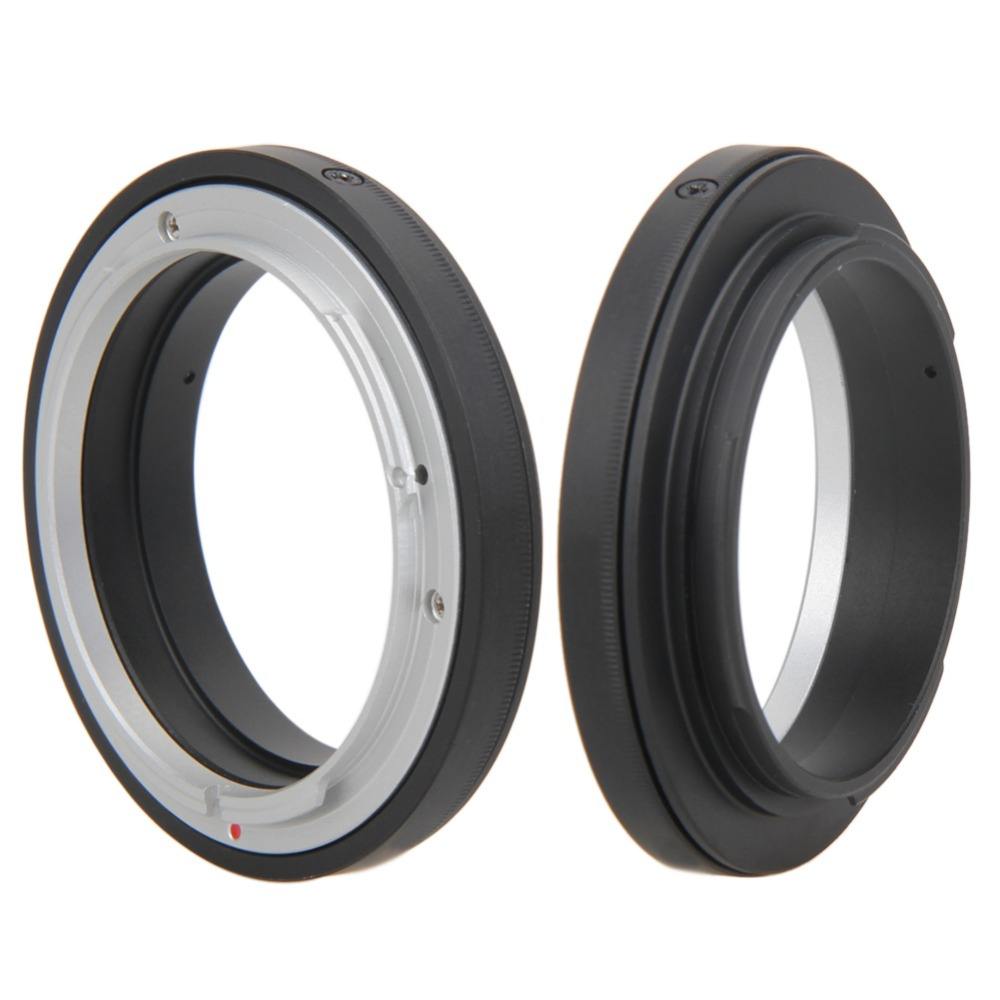 Camera Ring Adapter Lens Adapter For EOS 450D 5D 550D 700D Mount No Glass FD Lens To EF For Canon EOS Mount Camera Lens Adapter