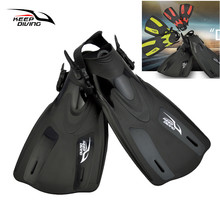 Diving Foot Flippers Adult