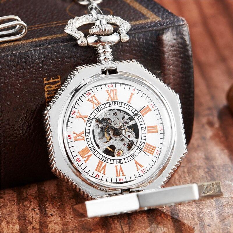 Homens Fob Relógios Presentes de Natal