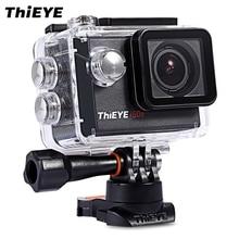 Thieye i60e 4 К Wi-Fi 170 градусов Широкий формат действие Камера для Android 4.2/IOS 7.0 Встроенный микрофон