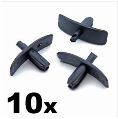 10x Rubber Weatherstrip Seal Clips for Door Gaskets Boot \u0026 Bonnet Seals For Volvo  sc 1 st  AliExpress.com & 10x Rubber Weatherstrip Seal Clips for Door Gaskets Boot \u0026 Bonnet ...